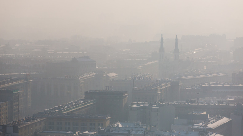 Wissenschaftler nennen Luftverschmutzung als Grund für Tod von rund 500.000 Europäern jährlich