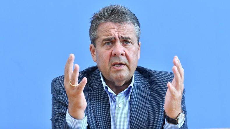 Gabriel: US-Verhalten in Iran-Frage bringt Europa in gemeinsame Position mit Russland und China