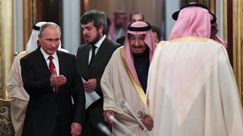 Russland und Saudi-Arabien: Neue Dimension der internationalen Integration