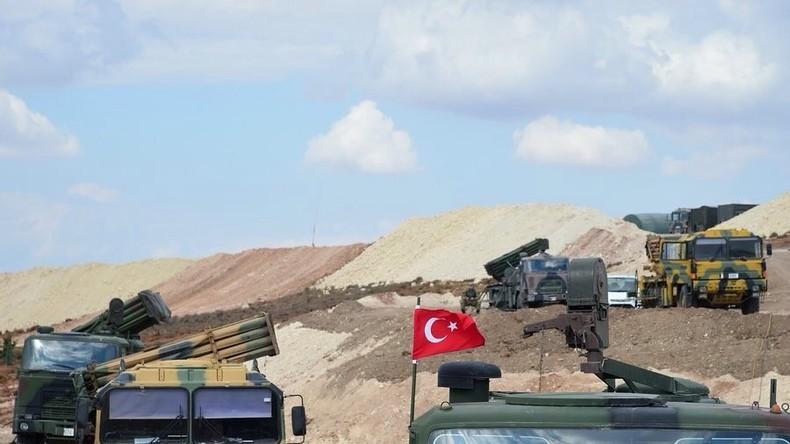"""Türkische Armee rückt in Idlib ein – FSA zu RT: """"Maßnahme ist Teil der Astana-Beschlüsse"""""""
