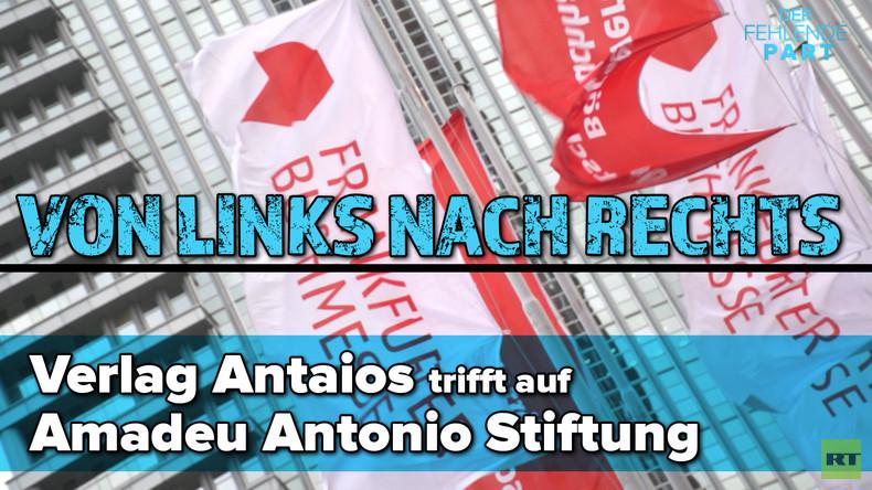 Rechts trifft Links auf der Frankfurter Buchmesse [Video]