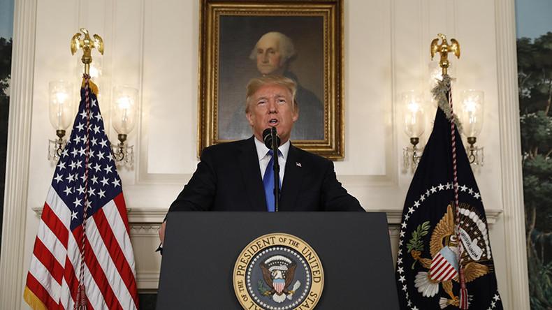 Trump: Keine Aufkündigung des Atomdeals - scharfe Sanktionen gegen iranische Revolutionsgarde