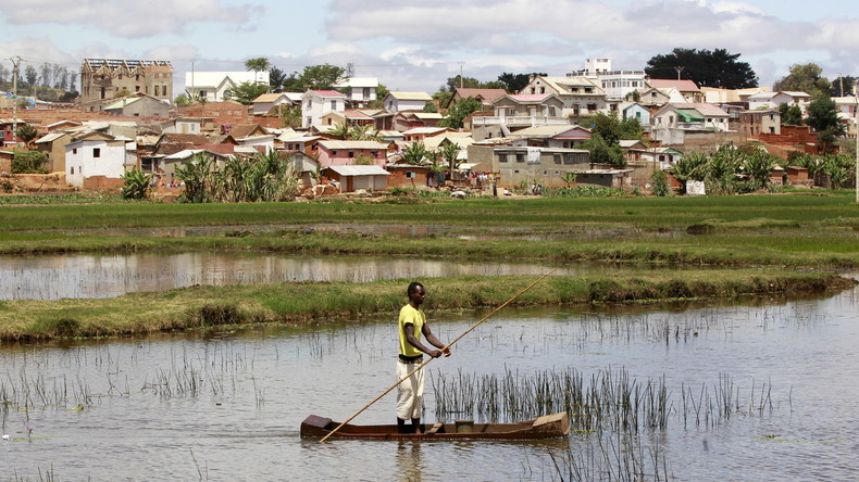 Russland schickt 500 Pestschutzimpfungen nach Madagaskar