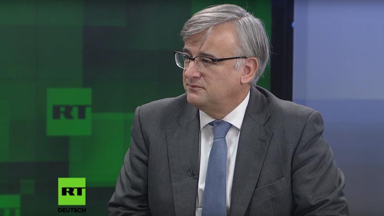 RT-Exklusiv: Interview mit dem spanischen Botschafter in Russland