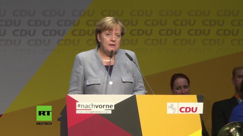 Merkel: Die Grünen sprechen als erste von Verboten