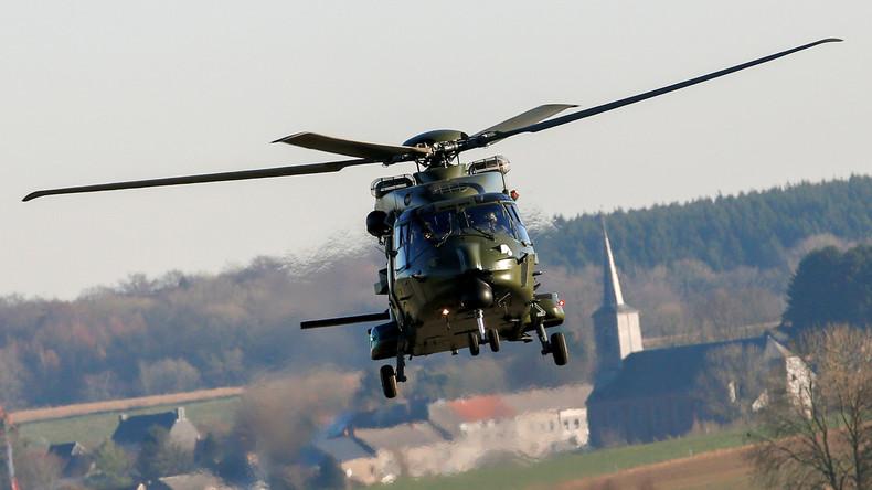 Bundeswehr lässt NH90-Hubschrauber überprüfen