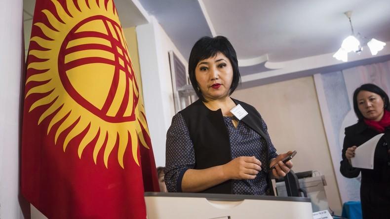 Kirgisistan wählt Staatschef