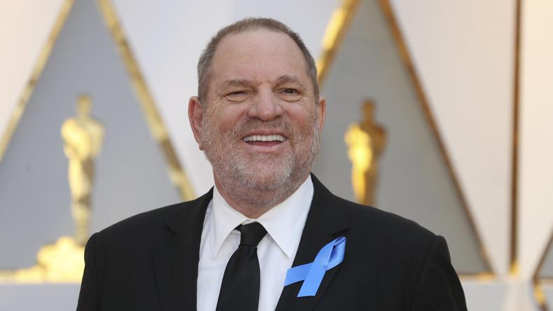 Oscar-Akademie schließt Harvey Weinstein nach Sexskandal aus