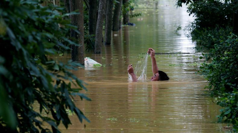 Starke Überschwemmungen in Vietnam fordern mindestens 68 Menschenleben