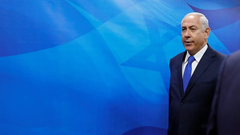 Israels Ministerpräsident lobt Donald Trumps härteren Kurs gegen Teheran