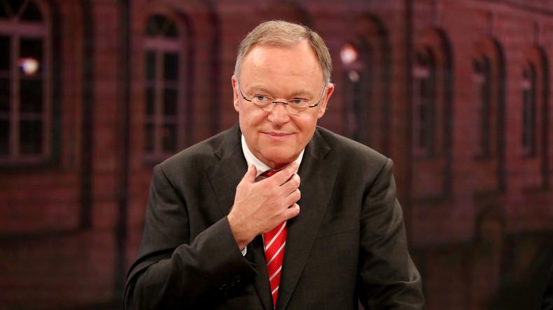 """""""Fulminanter Erfolg"""": SPD feiert 3,4 Prozent-Vorsprung, aber kann kaum eine Regierung bilden"""