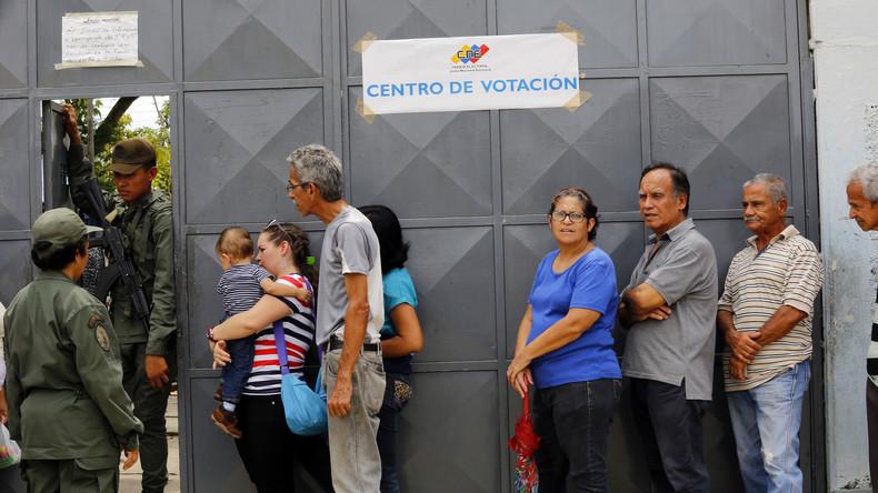 Venezuela: Partei von Präsident Maduro gewinnt Regionalwahlen
