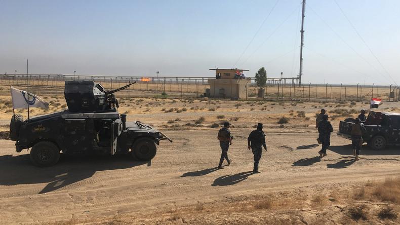 Kurden: Irak nutzt US-Militärtechnik in Kirkuk
