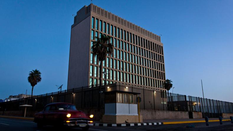 Audioaufnahme des mutmaßlichen Schallangriffs gegen US-Diplomaten auf Kuba veröffentlicht [AUDIO]
