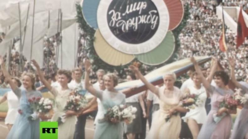 Weltfestspiele der Jugend und Studenten in Moskau: Ein persönlicher Rückblick