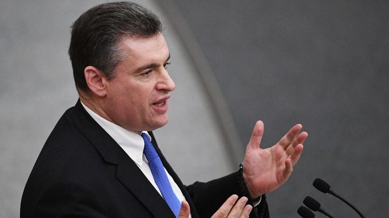 """Russlands Gesetzgeber erwägen """"gesetzliche Antwort"""" auf neue anti-russische US-Sanktionen"""