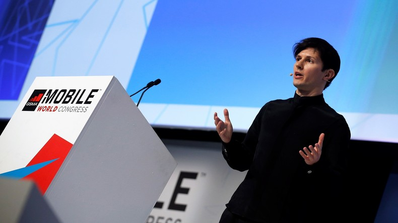 FSB versus Telegram: Der Plattform-Gründer Pavel Durow will keine Strafe zahlen
