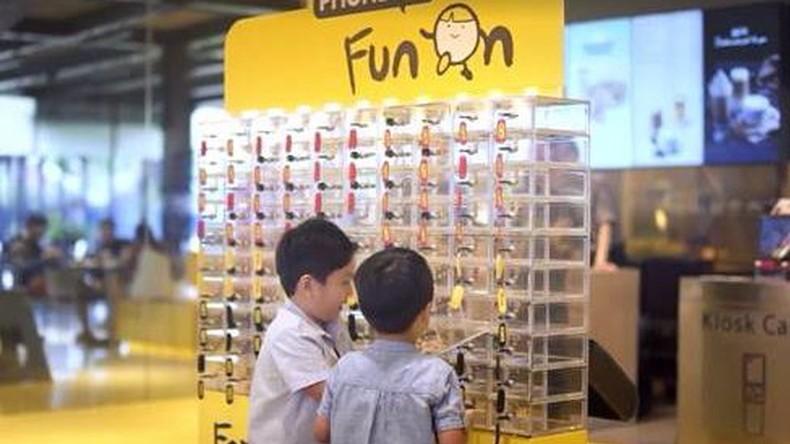 """McDonalds Aktion """"Phone Off, Fun On"""": Mehr Zeit mit Familie verbringen, anstatt ins Handy zu starren"""