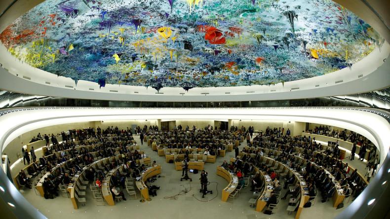 """UN Watch vor Wahl von Katar und Ukraine in Menschenrechtsrat: """"Wie Pyromane als Feuerwehrkommandant"""""""