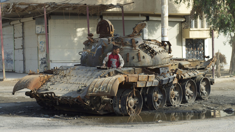 RT-Exklusiv aus Syrien: Getreten und geschlagen - Bewohner aus Mayadin berichten von IS-Herrschaft
