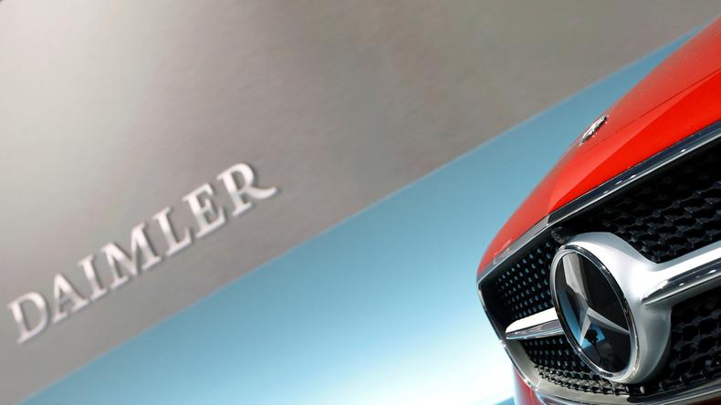 Daimler ruft weltweit mehr als eine Million Autos wegen defekter Kabel zurück