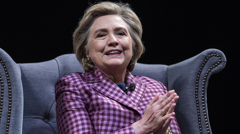 RT-Chefin Simonjan antwortet auf Clintons Kommentar zu RT-Werbung in Londoner U-Bahn