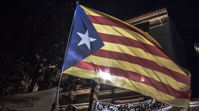 Katalonien-Krise: Befürworter der Unabhängigkeit empört über Festnahmen