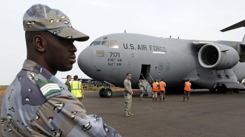 Für Krieg in Afrika: USA stellen 5,2 Milliarden US-Dollar zur Verfügung [Video]