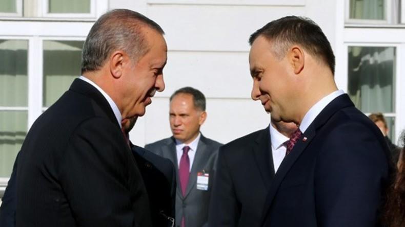 """Erdogans Besuch in Polen: """"Gespräche ohne Tabu-Themen"""""""