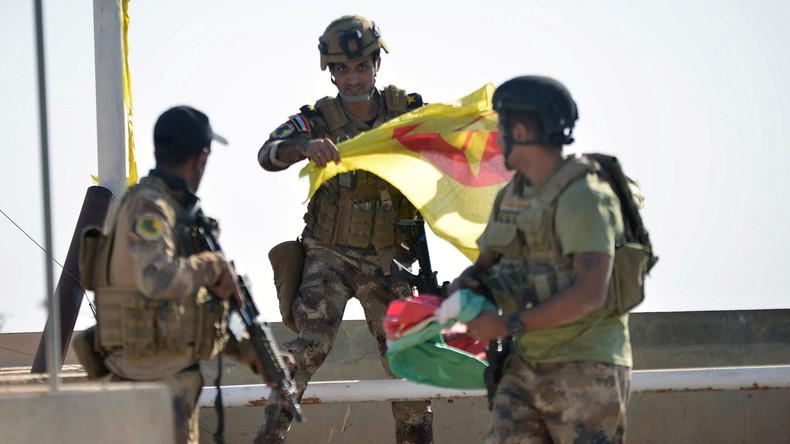 """US-Alliierte im Clinch: Irakische Armee rückt in Kirkuk ein - Kurden versprechen """"harte Antwort"""""""