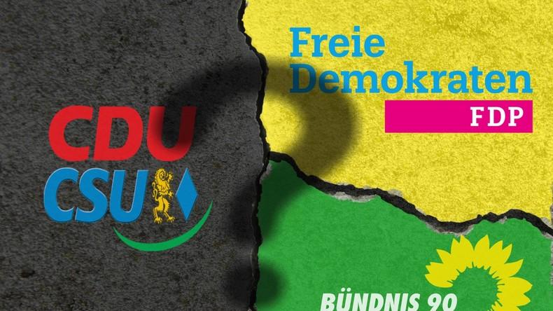 """""""Verstärkte Neoliberalisierung"""" - Jamaika-Koalition vor Sondierungsgesprächen"""