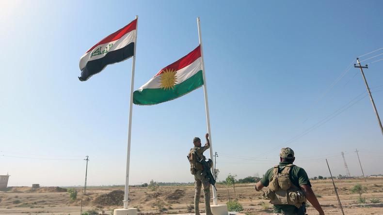 Status quo ante im Irak: Kirkuk-Offensive restauriert Lage vor IS-Angriff 2014 und schwächte Kurden