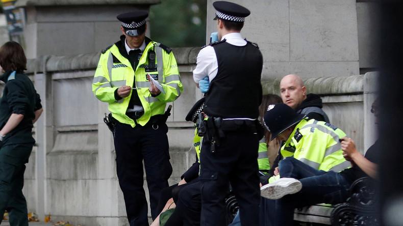 Um Geld zu sparen: Polizei in London will künftig nicht mehr alle Verbrechen verfolgen