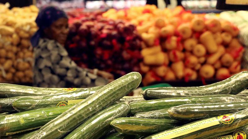 Simbabwe antwortet auf Devisenknappheit mit Embargo für Obst und Gemüse