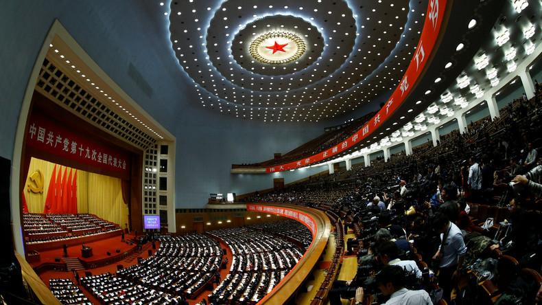Xi Jinping eröffnet Kongress der Kommunistischen Partei in China