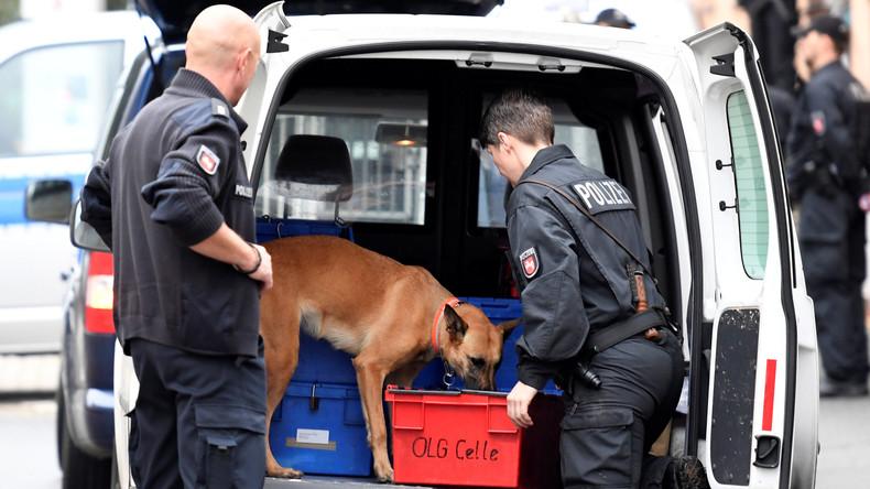 Durchsuchungen im Rockermilieu: Bundespolizei führt Großeinsatz in 16 NRW-Städten durch