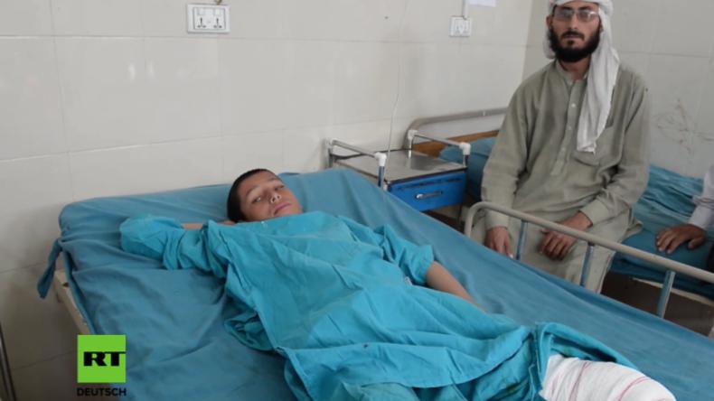 """Afghanistan: """"Weil sie mit Steinen warfen"""": US-Truppen sollen Feuer auf Schulkinder eröffnet haben"""