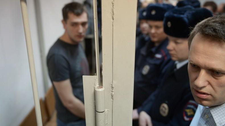 Europäischer Gerichtshof: Veruntreuungsprozess gegen Nawalny-Brüder nicht politisch motiviert