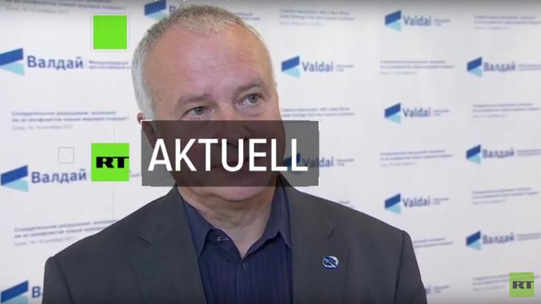 """Politologe Alexander Rahr zu neuem Bundestag: """"Die gesamte Opposition wird pro-russisch sein"""""""
