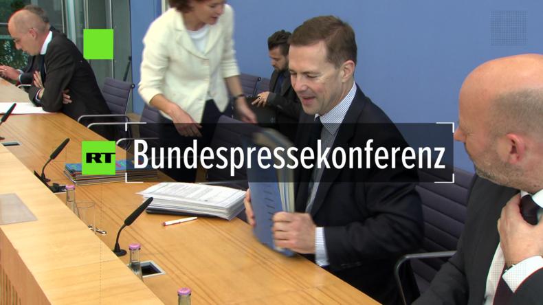 """Seibert: """"Wahl in Niedersachsen ist Landesangelegenheit, wir sind Sprecher der Bundesregierung"""""""