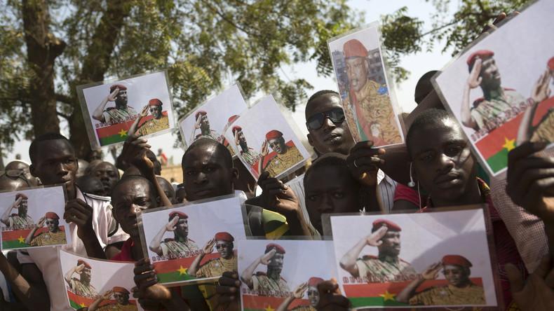 Burkina Faso: Vor 30 Jahren wurde Thomas Sankara mit mutmaßlicher Hilfe des Élysée-Palastes ermordet
