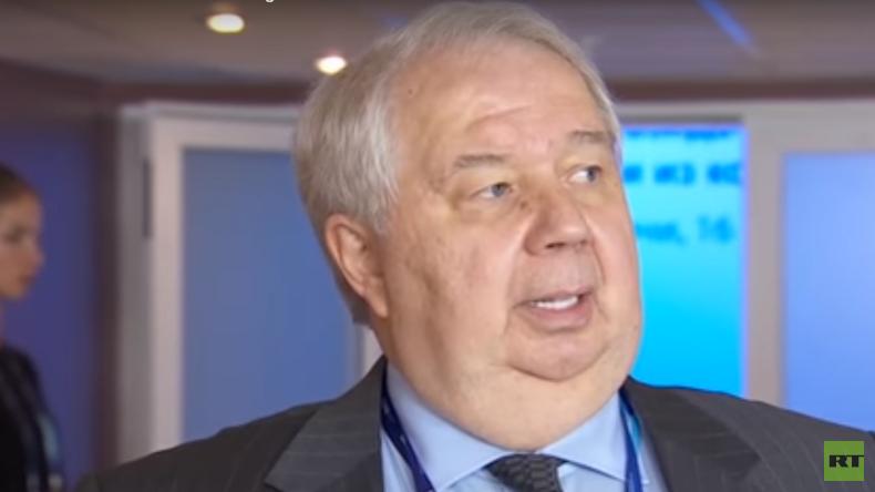 """Ex-Botschafter Kisljak: USA schränken Pressefreiheit  durch """"Agentengesetz"""" ein"""