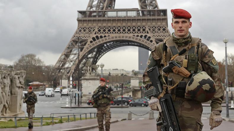 Frankreich: Ausnahmezustand wird per Gesetz zum Dauerzustand