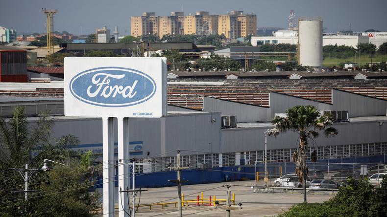 1,3 Millionen Ford-Wagen in Nordamerika zurückgerufen