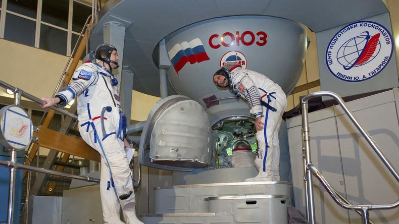 Russland erwägt Gegensanktionen: Sitzen US-Astronauten bald auf der Erde fest?