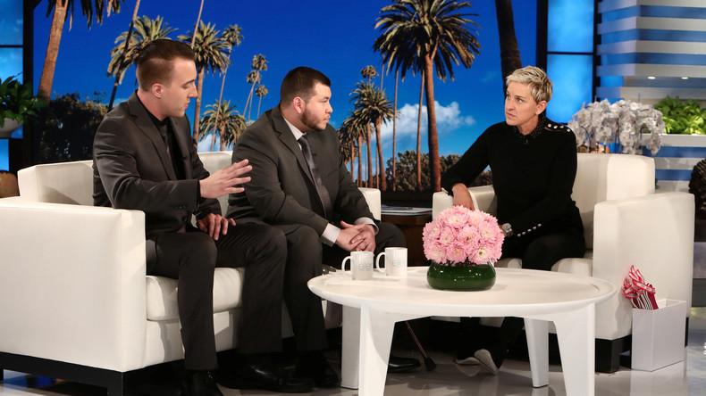 Jesus Campos ist zurück: Vermisster Wachmann und Las-Vegas-Zeuge taucht in Fernsehshow auf