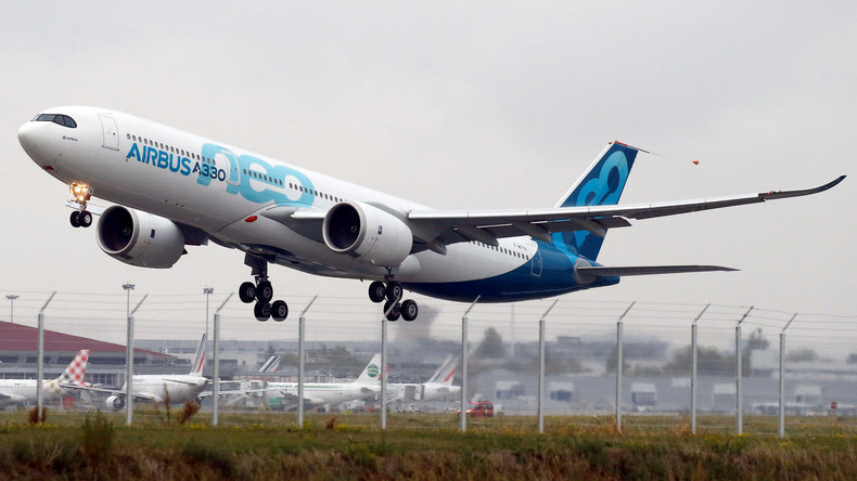 Triumph bei Airbus: Neue Generation der Langstrecken-Jets A330neo in Testbetrieb genommen