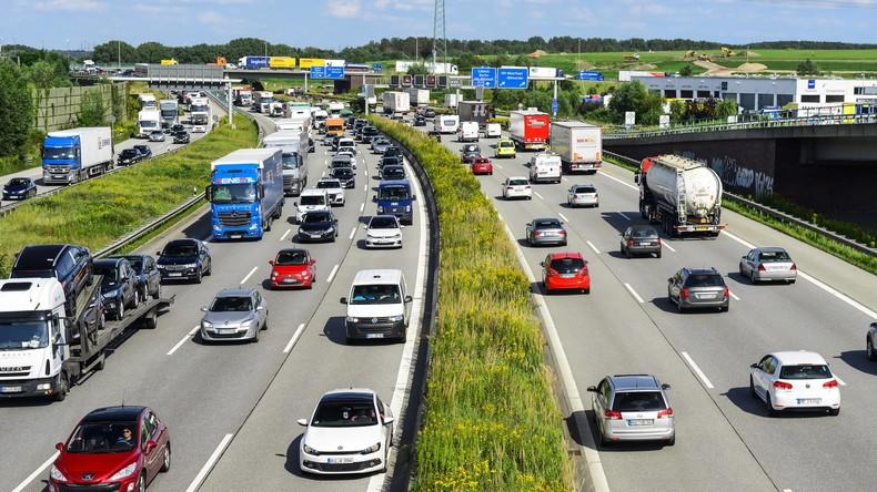 Strengere Strafen für Verkehrssünder - bis hin zum Fahrverbot