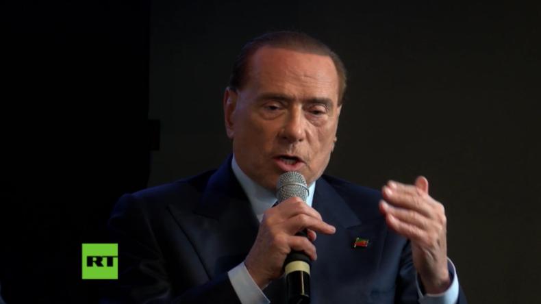 """Berlusconi fordert mehr Autonomie für alle: """"Staaten sind immer dem Volk fern und ineffizient"""""""