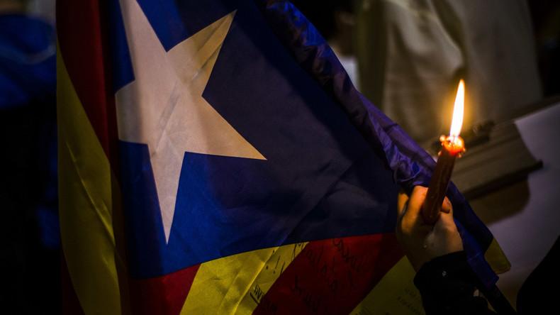 Nach Festnahmen von Unabhängigkeitsaktivisten: Separatisten rufen Katalanen zu Banken-Sturm auf